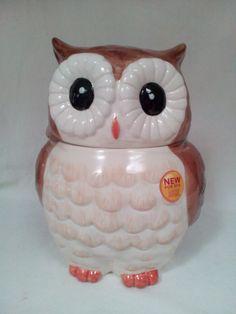 1000 Images About Cookie Jars On Pinterest Owl Cookie Jars Cookie Jars And Halloween Table