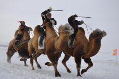 Winter Naadam festival celebrated in Hulun Buir (5)