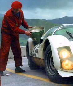 Targa Florio 1966. Porsche 906-8
