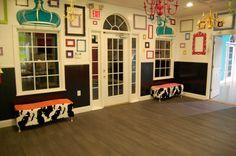 Front Lobby Area ~ Rhythm Dance Center | Dance Classes and Instruction | Marietta GA