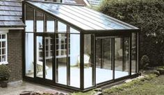 lean to conservatory kit - Google Search