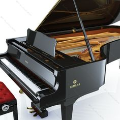 If I ever get rich I am definetly going to buy one of these wonderful things! I love grand pianos!