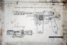 we Ecco il nuovo progetto dell'arma che forse ci troveremo ad impugnare su Black Ops 2 Zombie