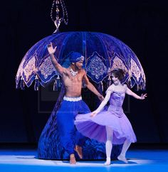 Alice's Adventures in Wonderland ballet created by Christopher Wheeldon based on the book by Lewis Carroll.  The Roy...