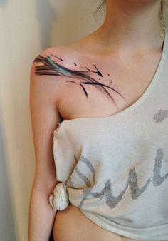 45 #Incredible Watercolor Tattoos ...