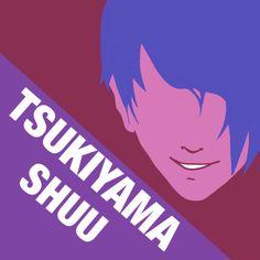 Tsukiyama Shuu