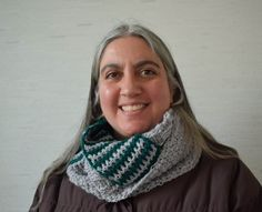 Triptych Sampler Infinity #Crochet Cowl Pattern free from @UCrafter