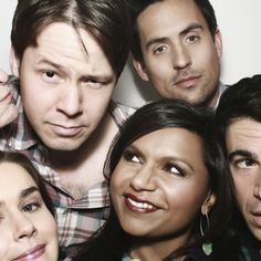 The Mindy Project. Obsessed.