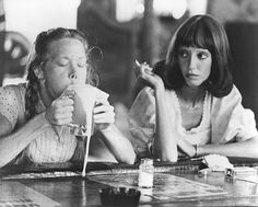 Sissy Spacek and S.D. (3 Women)