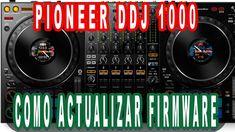 Pioneer Ddj 1000 ✅Como Actualizar Firmware 2018 [Rekordbox Dj] 💯🔜