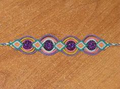 "Hand made: A Bracelet ""Ankara""/Фенечка ""Анкара"". Видеоурок №39 by AkVaRe..."