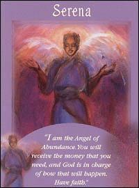 Serena - Angel of Abundance