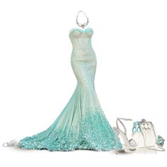 """Sea Queen"" by chloe-813 on Polyvore"