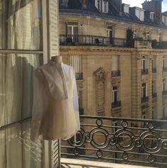 La marque de chemises blanches White Story