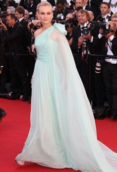 Cannes Watch: Diane Kruger in Giambattista Valli | Tom & Lorenzo