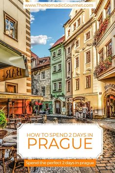 How to spend perfect 2 days in Prague. Travel tips, advice & detailed itinerary How to spend perfect 2 days in Prague. Travel tips, advice & detailed itinerary family travels and outings Europe Travel Tips, European Travel, Travel Guides, Travel Destinations, Travel Advice, Backpacking Europe, Travel Hacks, Cool Places To Visit, Places To Travel