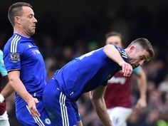 "Gary Cahill: ""John Terry will be a huge loss"""