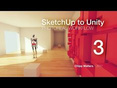 Photoreal SketchUp to Unity: Part 3- Scene Lighting - YouTube