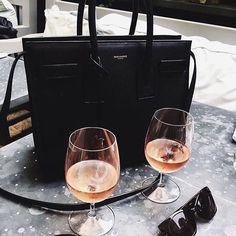 I need this bag!  #inspo #need #bag #baggoals #wine #blogger #ysl