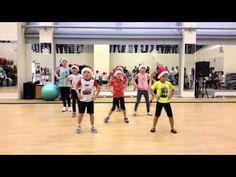 "Zumba Kids with Yana - ""Gangnam Style"" - YouTube"