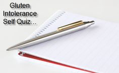 Gluten Intolerance Quiz    Click here to access a quick free quiz on gluten sensitivity and intolerance >>>http://www.glutenology.net/gluten-senstivity-quiz/