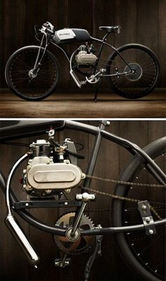 Cool Stuff We Like Here @ CoolPile.com ------- << Original Comment >> ------- Derringer Cycle