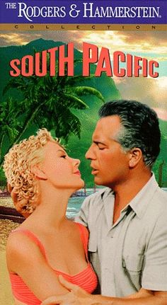 20th Century Fox presents South Pacific! I love the music from this musical, as well as it's such a beautiful film! It makes me very proud of my Polynesian culture!