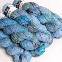 Budgie, Sock Yarn | Hedgehog Fibres