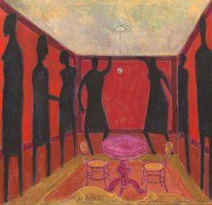 """Sombras"" by Rodolfo Morales"