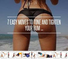 7 Easy Moves to Tone and Tighten Your Bum ... → Weightloss