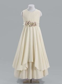 vestidos de primera comunion flavia