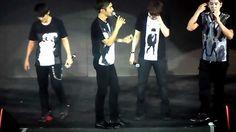 Super Junior en Argentina - Besame Mucho *-* HD (130423)