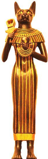 Visit the world of Ancient Egyptian gods and facts on the Egyptian cat goddess Bastet. Discover fascinating information and facts about Bastet the Egyptian goddess of cats. The mythology and facts about the Bastet the Egyptian goddess of cats. Egyptian Cat Goddess, Egyptian Cats, Bastet, Stilt Costume, God Pictures, Animal Sculptures, Gods And Goddesses, Ancient Egypt, Deities