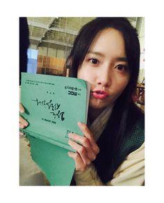 Yoona-The King in Love (@yoona__lim): 그동안 #왕은사랑한다 를 사랑해주신 분들께 감사드립니다~ #안녕원산린 #수고했어산아 #배우분들스텝분들 #수고많으셨습니다 #융스타그램 Yoona Snsd, Sooyoung, Yoona Drama, Im Yoon Ah, Girls Generation, Korean Singer, Asian Beauty, Girl Group, Anna