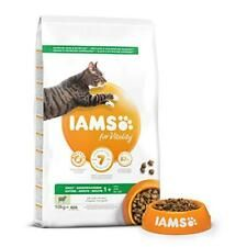 Details About Iams For Vitality Cat Dry Food With Lamb For Adult Cats 10 Kg Pet Supplies Fresh Chicken Iams Cat Food
