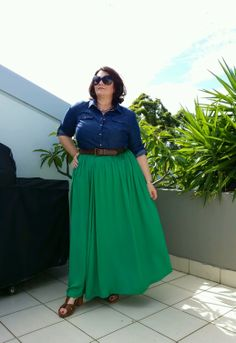 @ A Big Girl Now #psblogger #psfashion #plussize