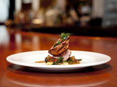 Signature Dish; Solera's Chef Jorge Guzman