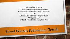 Good Friends Church