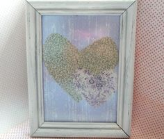 Amour Frame by fiadesigns on Etsy, $13.00
