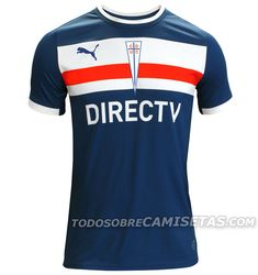 Todo Sobre Camisetas: Camisetas Puma de Universidad Católica 2014 Football Kits, Football Jerseys, Dark Quotes, Jersey Designs, T Shirt, Polo, Gym, Fashion, Football Shirts
