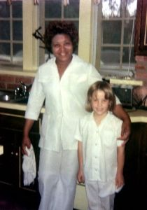 "ELVIS' Graceland Cook, Pauline Nicholson and Lisa Marie | In addition to cook, she worked as his housekeeper and sometimes looked after a young Lisa Marie Presley. "" Elvis would sometimes talk with Mrs. Nicholson in the kitchen at Graceland and when he learned in 1974 her husband, Ossie Sr., was laid off, he hired him as a guard."" She continued cooking for the Presley family after Elvis died."
