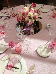Doce consejos para sacar nota en tu prueba de menú de boda #boda #tips #consejos #menús Wedding Events, Our Wedding, Weddings, Wedding Decorations, Table Decorations, Wedding Table, Catering, Flowers, Villa