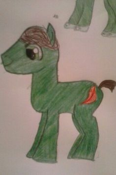 My little pony version of peter pan