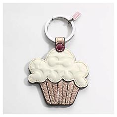 Cupcake fob