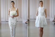 EXCLUSIVE: Peter Copping on Designing His First Bridal Collection for Oscar de la Renta