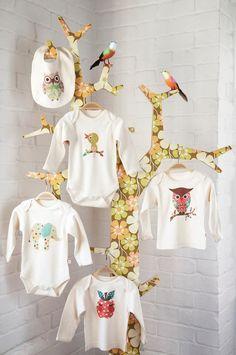 love the fabric tree
