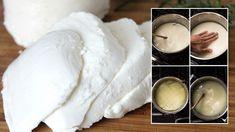 Přestaňte utrácet za kupovanou! Ze 4 surovin si připravíte pravou domácí mozzarellu, která chutná lépe jak ta kupovaná! - Mozzarella, Food And Drink, Low Carb