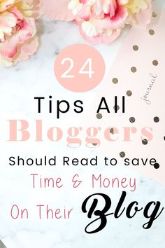 In this Roundup, I reached 24 Bloggers and asked, what they did early on, that had little to no value to growing their audience. Money saving tips!