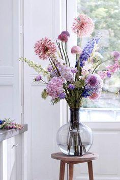 bloem boeket silk ka