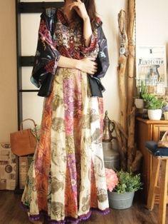 コーディネート集 VOL.10 エスニックボヘミアンファッション|エスニックなら通販サイトshams